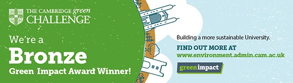 Bronze Green Impact Award