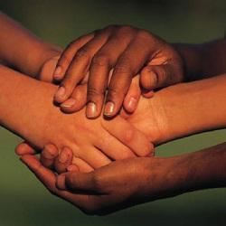 community helping hands